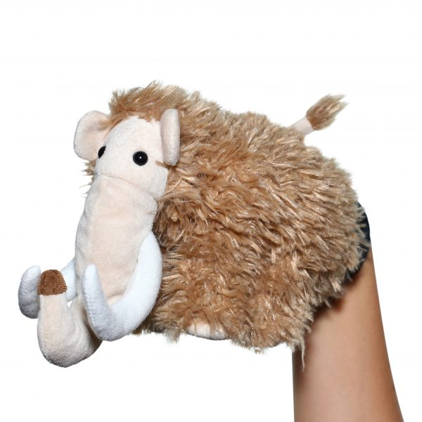 Foto: Handpuppe Mammut