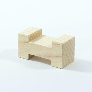 Foto: 4/4 Baustein 1er Holzspielzeug für Kinder