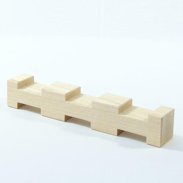 Foto: 4/4 Baustein 3er Holzspielzeug für Kinder