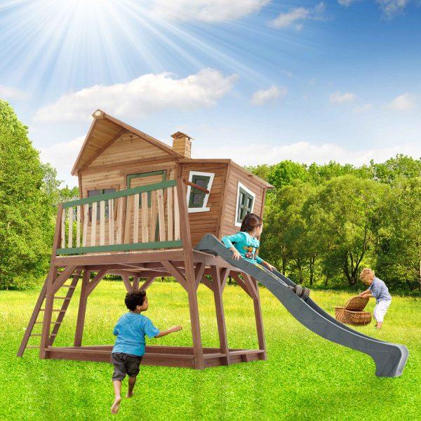 Foto: Kinderspielhaus maxi aus Holz
