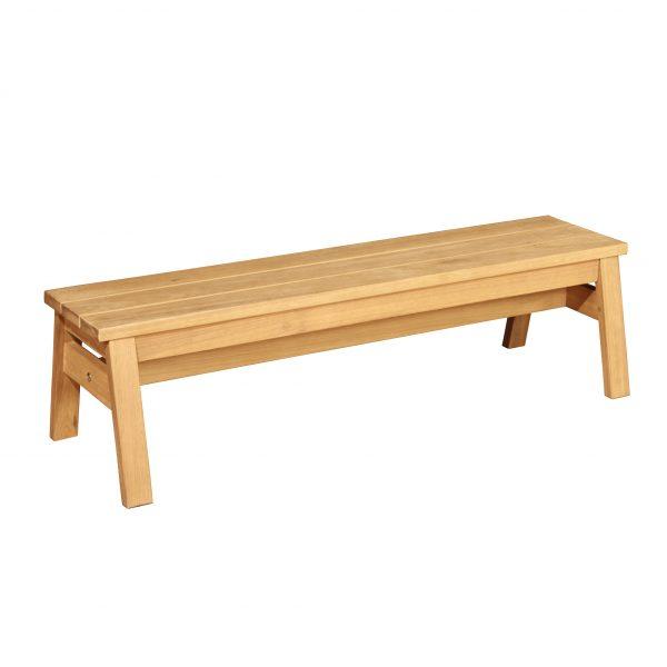 Foto: Holzbank für Kinder aus Massivholz