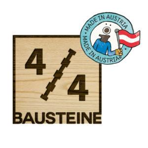 4/4 Bausteine