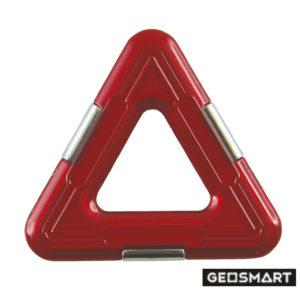 Geosmart Dreieck: magnetisches Konstruktionsspiel kompatibel mit Magformers