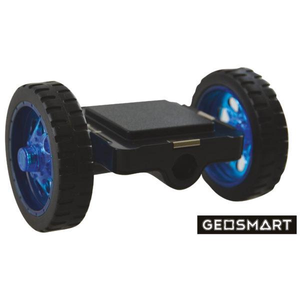 Geosmart Räder: magnetisches Konstruktionsspiel