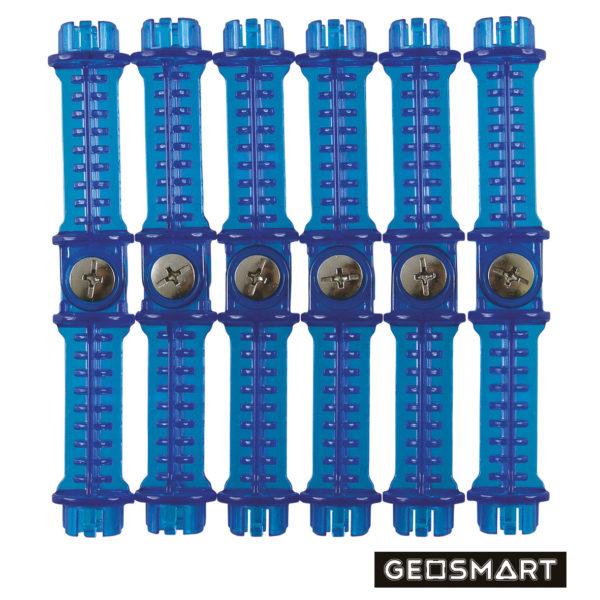 Geosmart Gelenk Set: magnetisches Konstruktionsspiel