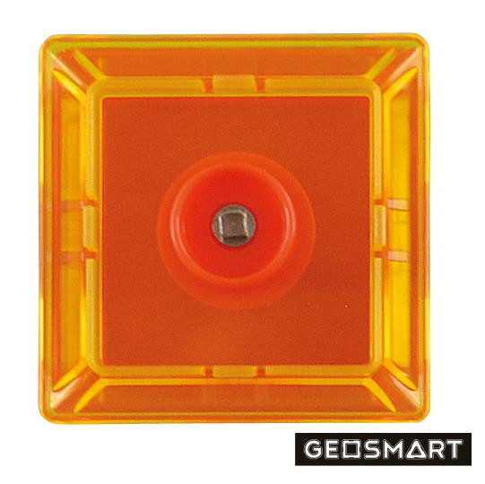Geosmart Spinner: magnetisches Konstruktionsspiel