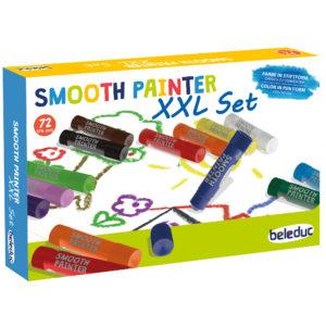 Großpackung Smooth Painter für Kindergartengruppen