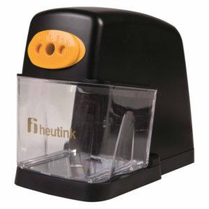 elektrische Spitzmaschine für verschiedene Stiftformen und -durchmesser mit Stopp-Funktion und Überhitzungsschutz