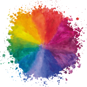 Farbenkreis Materialien