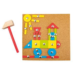 Hammerspiel für Kinder in Kindergarten- und Schulalter