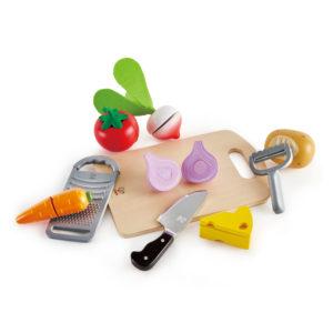 Kochgrundlagen aus Holz für Kinder in Kindergarten- und Schulalter