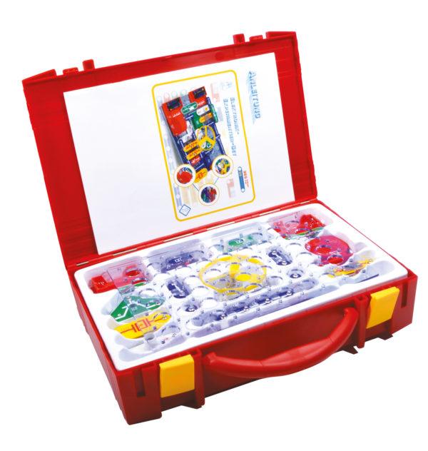 Elektronik Experimentier- Koffer für Kinder