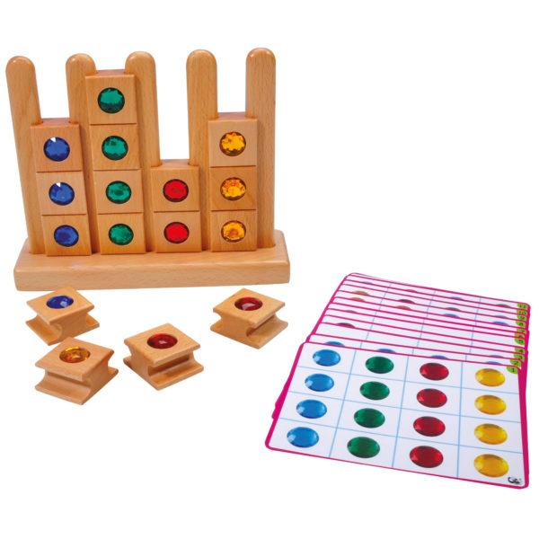 Legespiel für Kinder in Kindergarten-und Schulalter