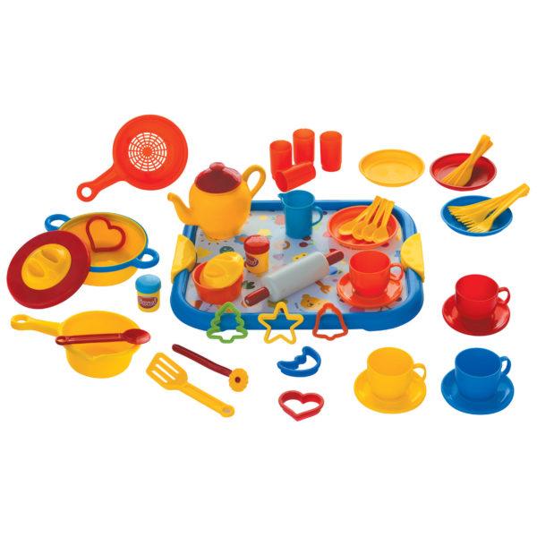 Speiseservice Rom von GOWI für Kinder in Kindergarten- und Schulalter
