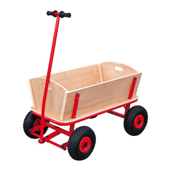 Bollerwagen zum Transport von Spielsachen und mehr