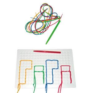 Playboard Spiel für Kinder in Kindergarten- und Schulalter