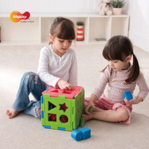Lernspiel für Kleinkinder