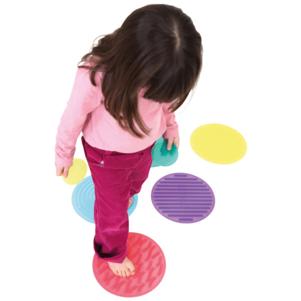 Sensorik Matten für Kinder in Kindergarten- und Schulalter