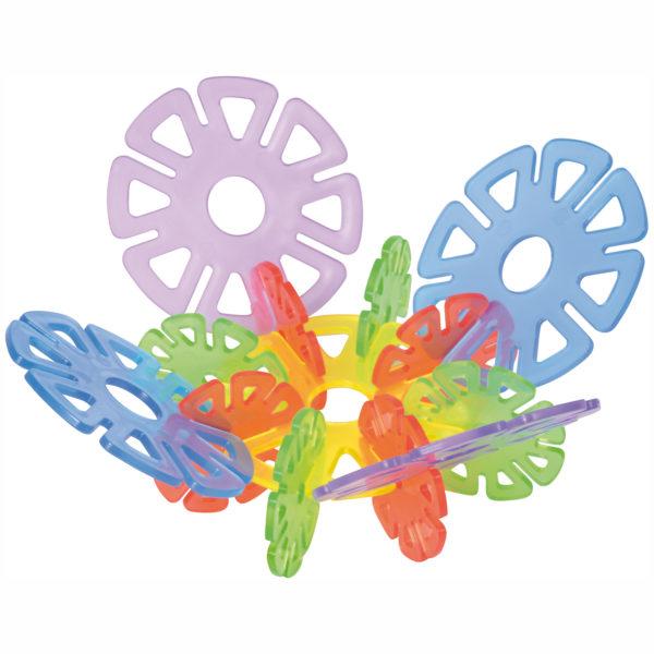 Steckspiel Blumen für Kinder in Kindergarten- und Schulalter