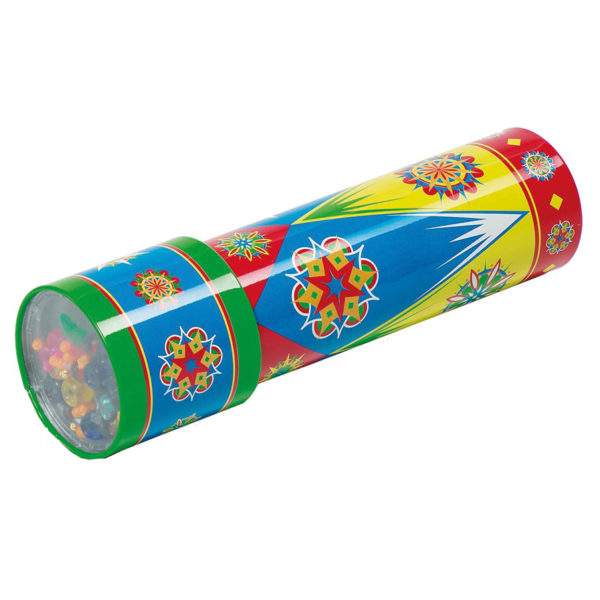 Alu Kaleidoskop für Kinder in Kindergarten- und Schulalter