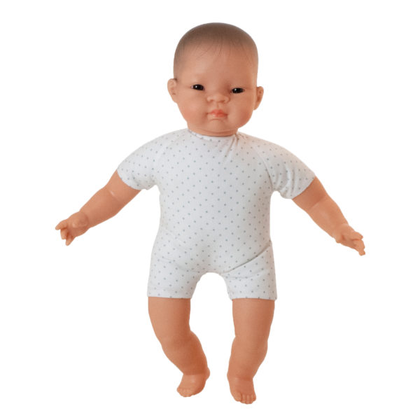 Babypuppe Luca