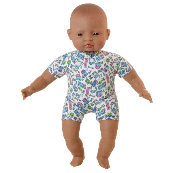 Babypuppe Anna