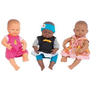 Babypuppe Soft