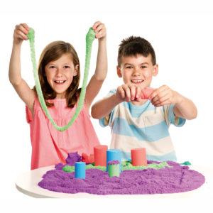 Wunderknete für Kindergarten Kinder