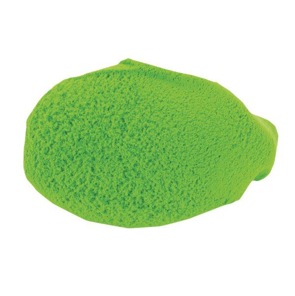 Grüne Wunderknete für Kinder in Kindergarten- und Schulalter