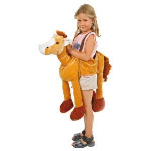 Schlupfkostüm Pferd für Kinder