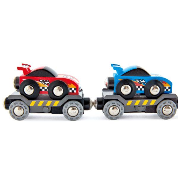 Rennwagen Transporter