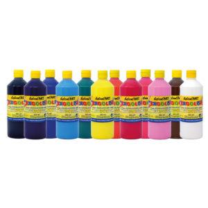 Kagolor Hochglanzfarben zum Malen von belcolART