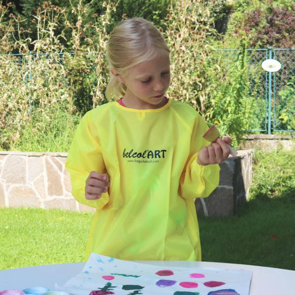 Malkittel für Kinder von belcolART