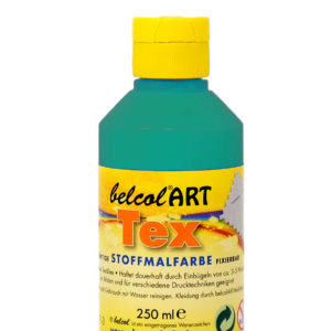 Stoffmalfarbe für Kinder zum Bemalen und Stempeln von belcolART
