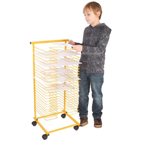 Papiertrockenständer