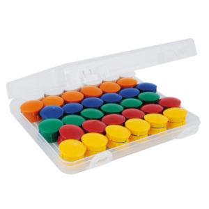 Magnete in 6 Farben