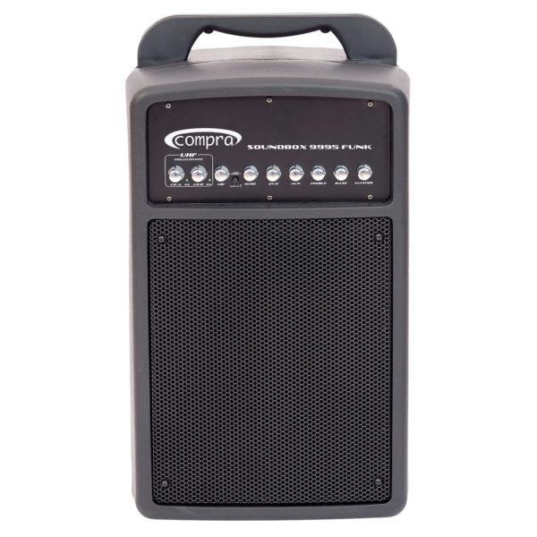 Compra Soundbox mit Mikrofonen