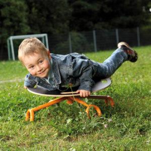 Dreh-& Balancierscheibe für Bewegungsspiele für Kinder