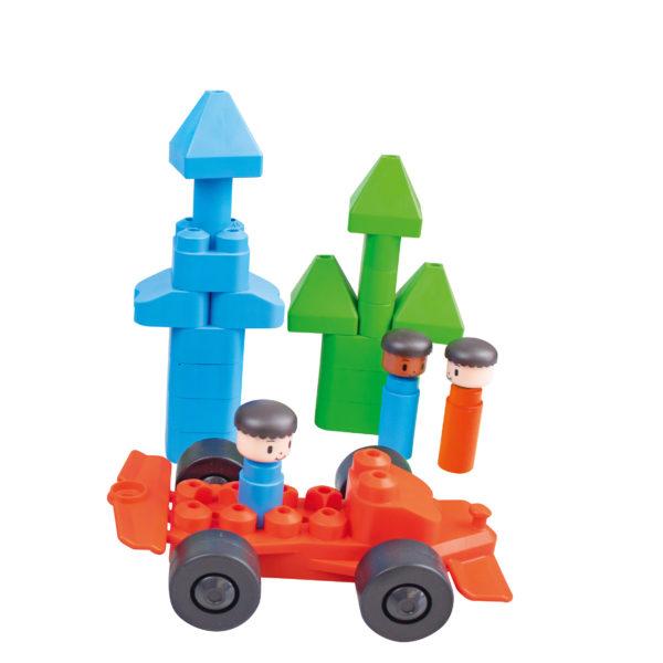 Bausteine für Kinder in Krippe und Kindergarten