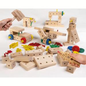 Matador Maker KiGa Set Riesen Bauset für Kinder im Kindergarten