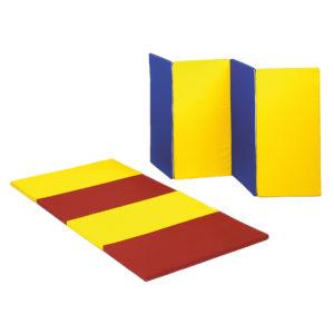 Falt-Turnmatte für Turnsaal im Kindergarten oder Schule