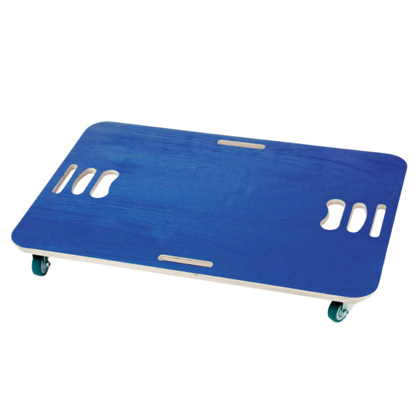 Maxi Rolletto blau Extra großes Riesen- Rollbrett für Kinder