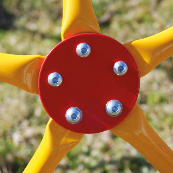 Mobiles Klettergerüst für Kinder in Kindergarten- und Schulalter