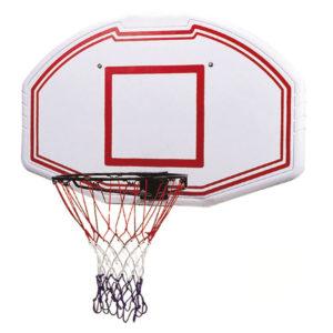 Basketballkorb für Ballspiele mit Kindern
