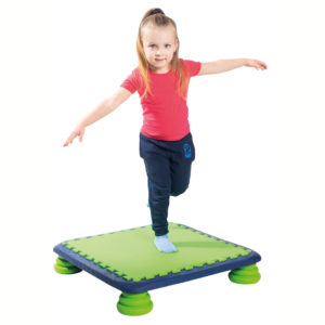 Wackelboard für Turn- und Balancierübungen