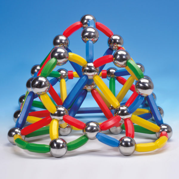 Maegie XXL Magnetische Bausteine für Kinder im Kindergartenalter