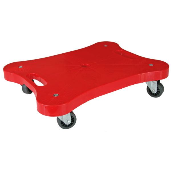 Rollbrett für Kinder in rot