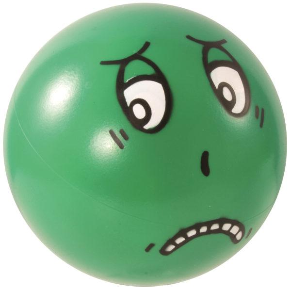 Emotionsball ängstlich