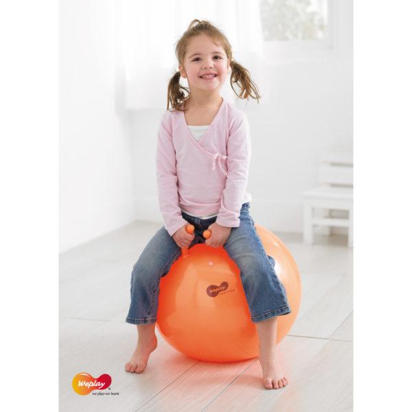 Sprungball zum Bewegen für Kinder