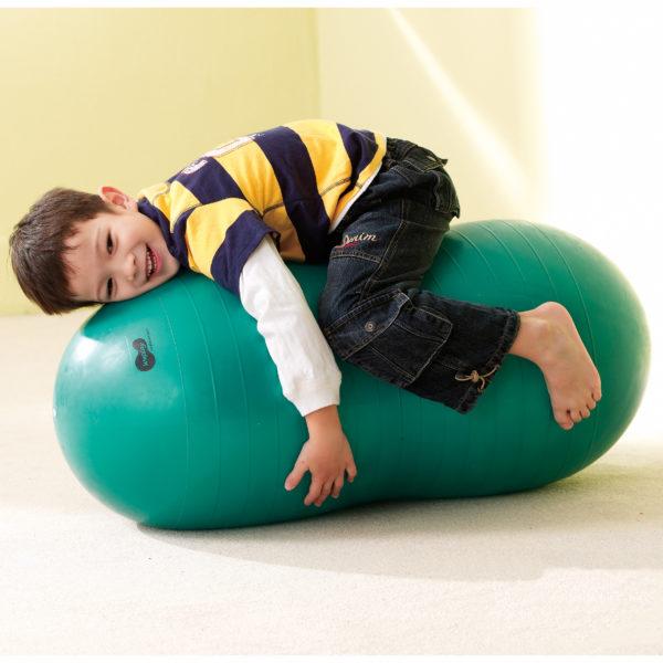 Gymnastikrolle Balancieren Spielen Entspannen